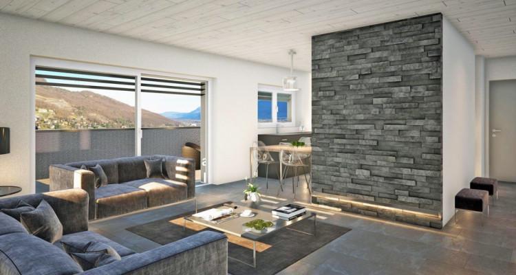 FOTI IMMO - Bel appartement en terrasse de 3,5 pièces. image 2