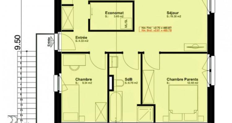 FOTI IMMO - Bel appartement en terrasse de 3,5 pièces. image 4