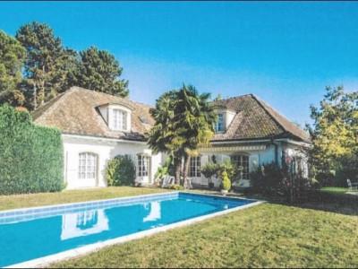 Villa individuelle avec piscine à Satigny    image 1