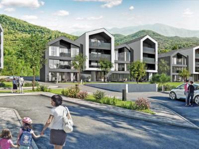 LOCATION VENTE -  Duplex de 5,5 pièces en attique avec terrasse. image 1