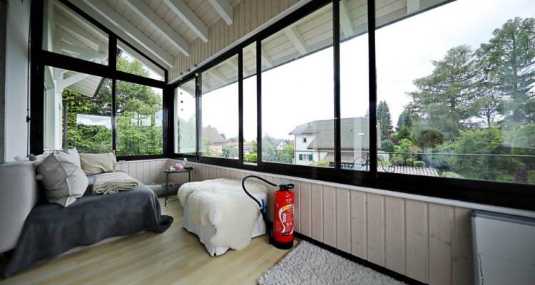 Magnifique appart 5,5 p / 4 chambres / 3 SDB / véranda / balcon image 9