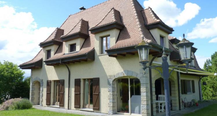A Mézières, proche de Romont, charmante maison au style unique. image 3