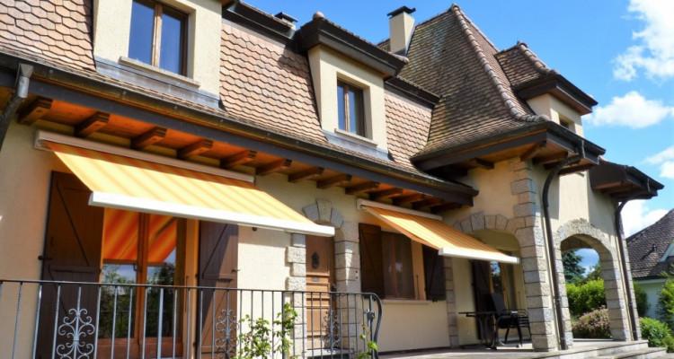 A Mézières, proche de Romont, charmante maison au style unique. image 7