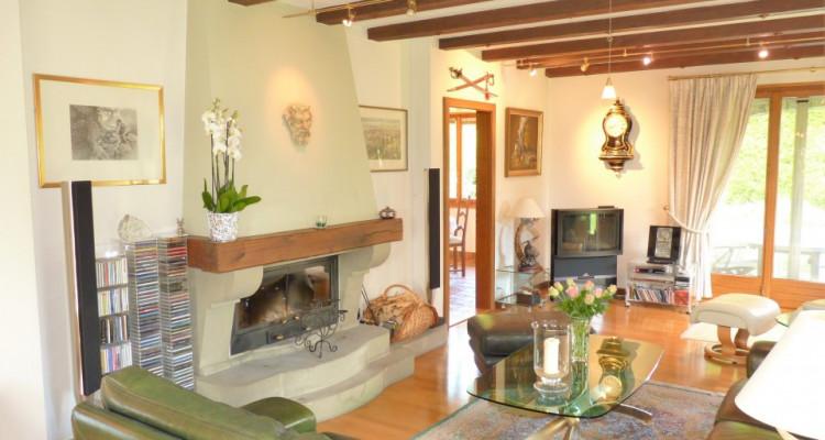 A Mézières, proche de Romont, charmante maison au style unique. image 14