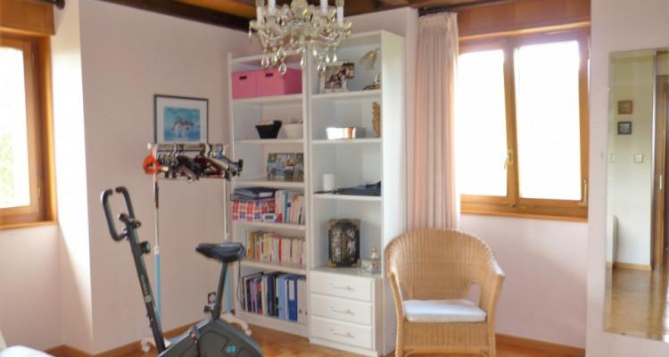 A Mézières, proche de Romont, charmante maison au style unique. image 18