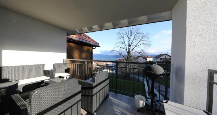 Magnifique appartement de 4,5 pièces / 3 CHB / 2 SDB / Vue image 9