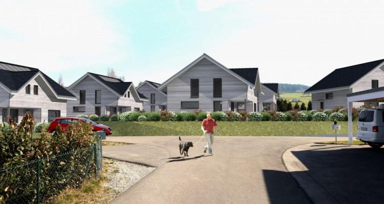 Villa individuelle neuve à Promasens image 8