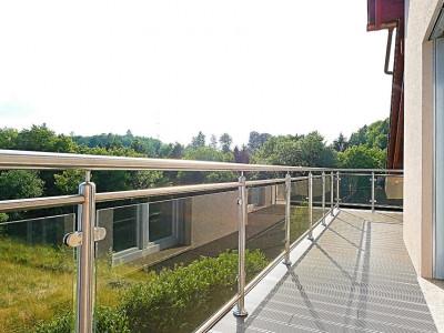 Magnifique attique 4.5 p neuf / 3 chambres / 2 SDB / Grand balcon image 1