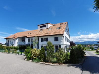 CARROUGE (VD)- Duplex de standing, magnifique vue dégagée et 2 balcons image 1