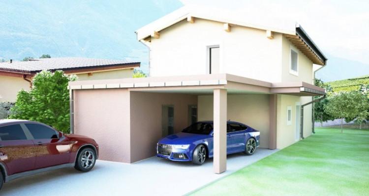 Maison à construire de 4,5 p / 3 chambres / 1 SDB / avec jardin image 2