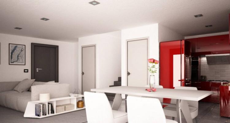 Maison à construire de 4,5 p / 3 chambres / 1 SDB / avec jardin image 3