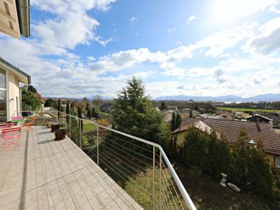 Magnifique villa individuelle avec belle vue sur le lac et montagnes image 1