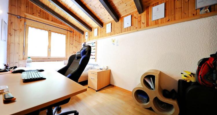 Magnifique appart meublé 4,5 p / 3 chambres / 2 SDB / balcons avec vue image 7