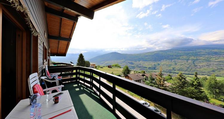 Magnifique appart meublé 4,5 p / 3 chambres / 2 SDB / balcons avec vue image 11