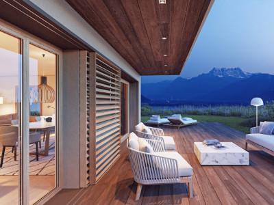 Riviera Eco Residences - Rez-jardin de 232 m2 avec magnifique vue image 1