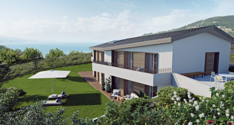 Riviera Eco Residences - Rez-jardin de 232 m2 avec magnifique vue image 3