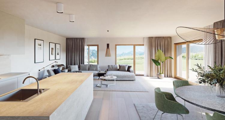 Riviera Eco Residences - Rez-jardin de 232 m2 avec magnifique vue image 4