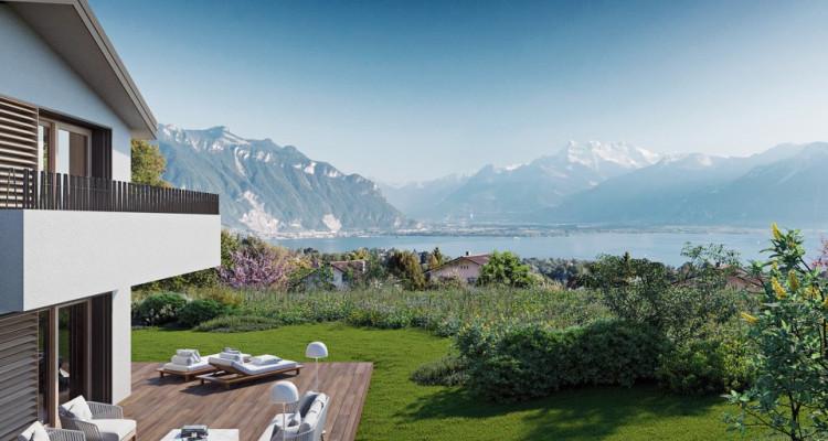 Riviera Eco Residences - Rez-jardin de 232 m2 avec magnifique vue image 5