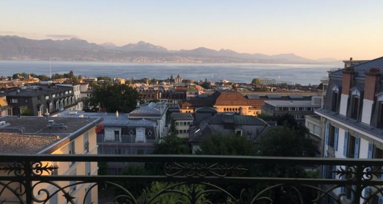 Appartement de 7pces au 3e Rue du Midi 1 à Lausanne image 1