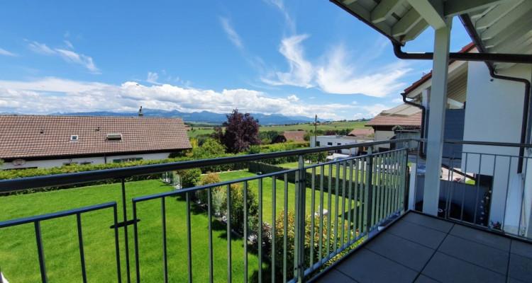 A LOUER 2 ANS - Lumineux, magnifique vue dégagée et 2 balcons image 2