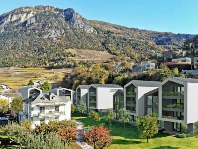 LOCATION VENTE - Appartement de 2,5 pièces avec terrasse. image 1