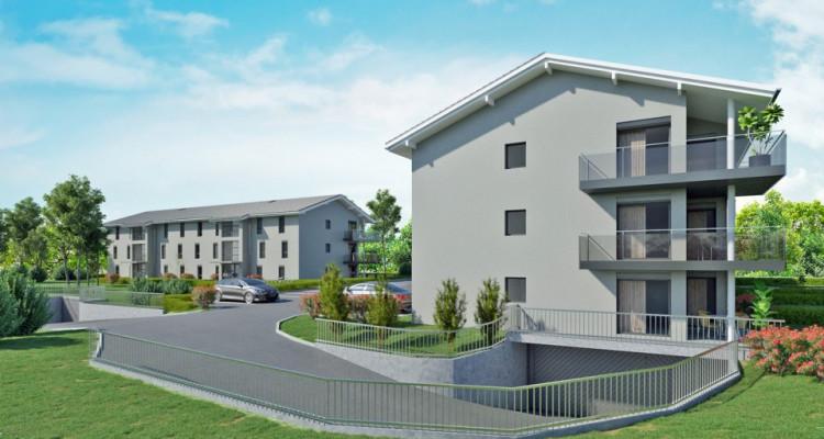 FOTI IMMO - Appartement en attique de 4,5 pièces avec balcon. image 3