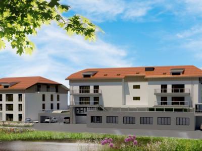 Projet neuf : Spacieux appartements de 5.5 pièces dans cadre bucolique image 1