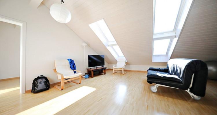 Magnifique appart en attique 2,5 p / 1 chambre / 1 SDB  image 1