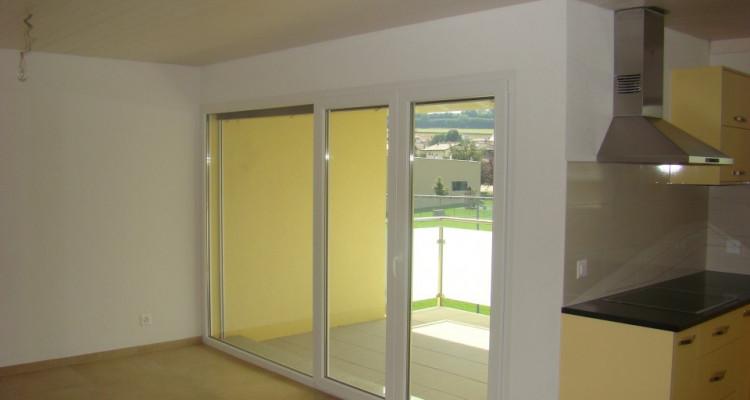 Attique de 2.5 pièces dans immeuble écologique à Cugy (FR) image 2