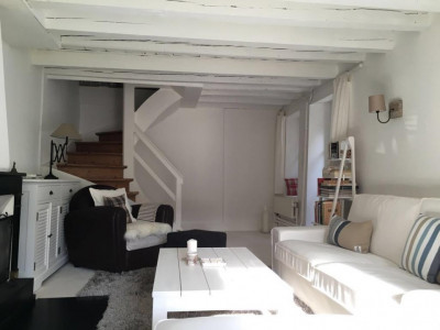 Maison villageoise 4,5 p / 2 chambres / 1 SDB / avec terrasse. image 1