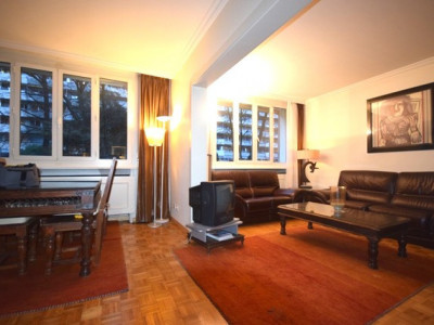 Spacious 1-bedroom furnished apartment in Champel image 1