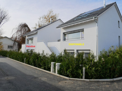 1 villa neuve DISPONIBLE DÉLAI 4 MOIS, 4 chambres, lumineuses, calme image 1