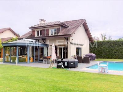 Belle maison avec piscine et appartement indépendant à Genthod image 1