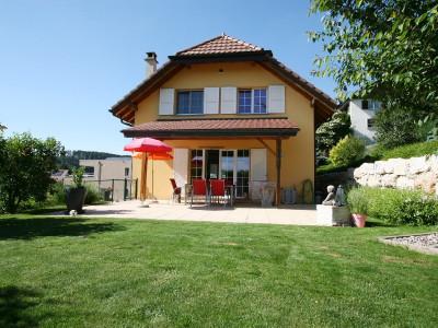 superbe villa indépendante, situation dominante, à l'état de neuf. image 1