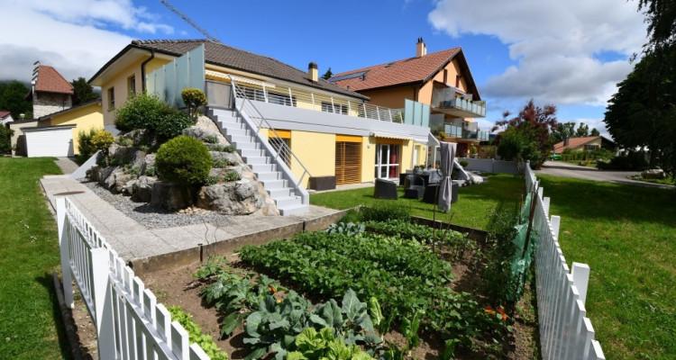 Maison avec trois appartement et une surface commerciale  dans quartier calme image 7