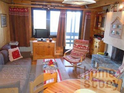 Home Story vous propose un 3 pieces en duplex complètement rénové ski-in ski-out image 1