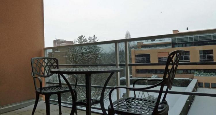 Proche de la gare - appartement semi-meublé avec 2 balcons image 12