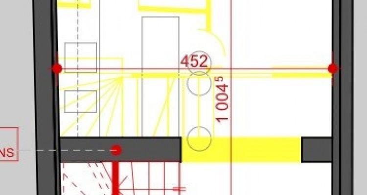 Plan-les-Ouates: duplex 87m2 dans petite PPE image 3