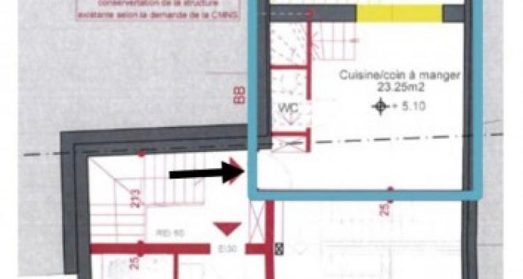 Plan-les-Ouates: duplex 87m2 dans petite PPE image 4