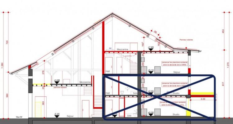 Plan-les-Ouates: duplex 87m2 dans petite PPE image 5