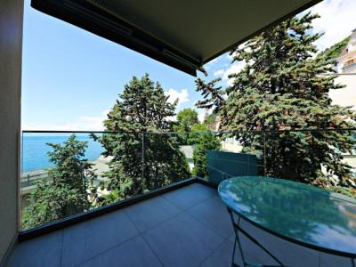 Magnifique 2,5 pièces  - Terrasse - Vue lac - Buanderie privative image 1