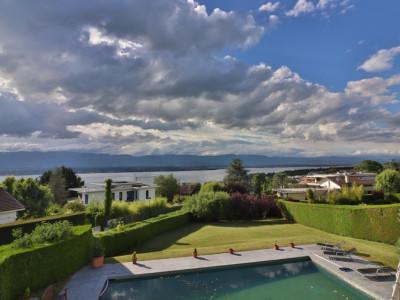 Magnifique vue sur le lac image 1