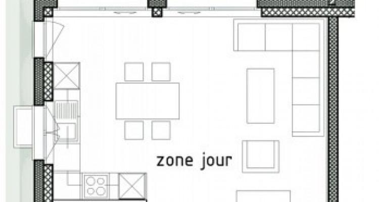 LOCATION VENTE - Appartement neuf de 2 pièces avec terrasse. image 6