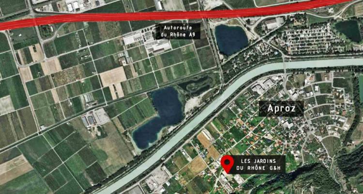 LOCATION VENTE - Appartement neuf de 2 pièces avec terrasse. image 9