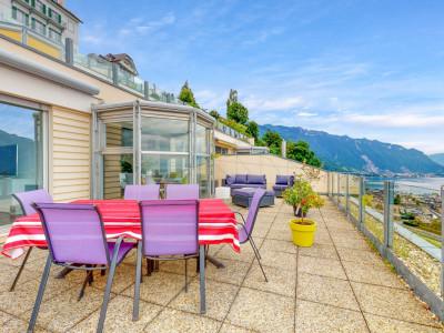 En exclusivité Magnifique duplex en terrasse avec vue imprenable image 1