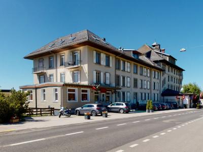 Appartement rare à la vente au Grand Hôtel des Rasses ! image 1
