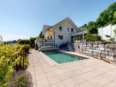 Maison et studio indépendant avec vue imprenable sur le lac à Lutry image 1