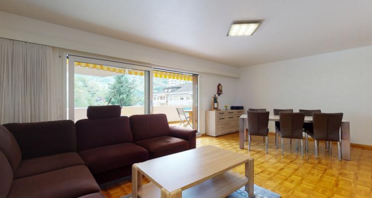 Appartement de 4.5 pièces avec grand balcon image 1