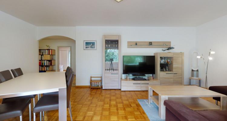 Appartement de 4.5 pièces avec grand balcon image 6