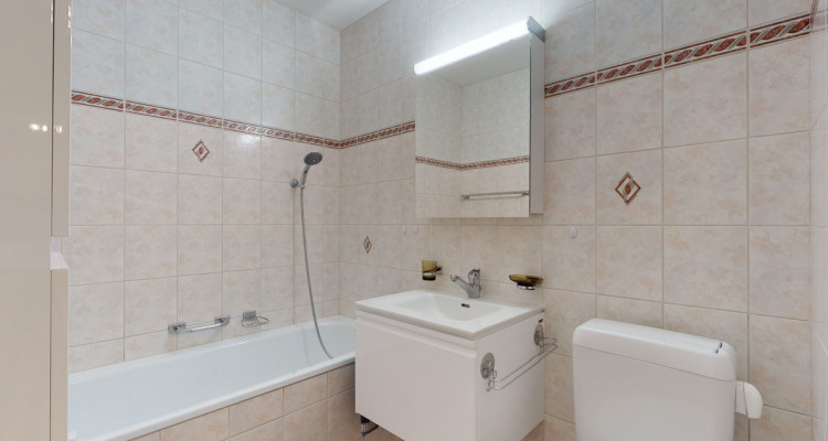Appartement de 4.5 pièces avec grand balcon image 12